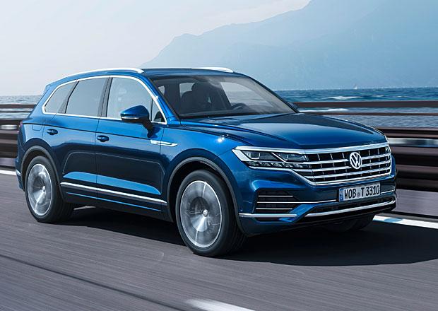 Za volantem Touaregu třetí generace: Jaká je nová vlajková loď Volkswagenu?
