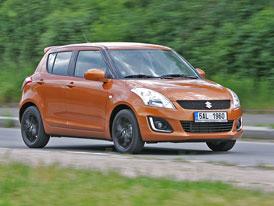 Novodobého Suzuki Swift se prodalo šest milionů kusů: V kolika zemích se vůz prodává?