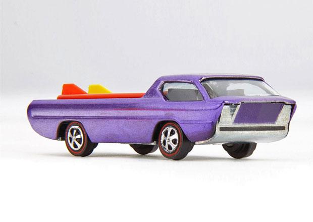 """Hot Wheels před důchodem: Americké """"angličáky"""" slaví padesátiny"""