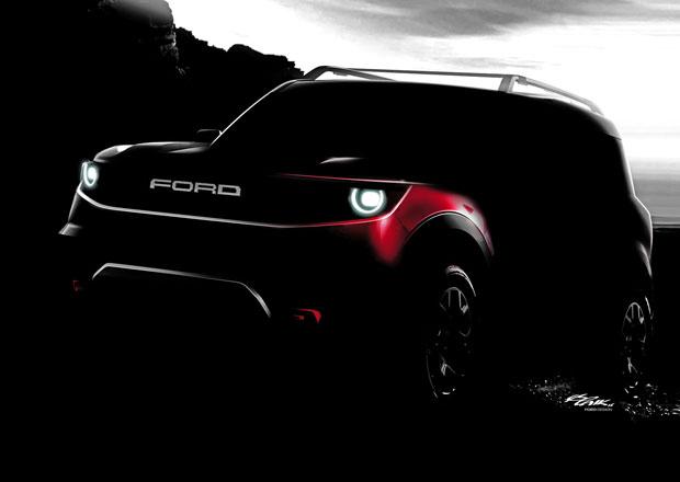Ford nabídne elektrický crossover Mach 1 i v Evropě