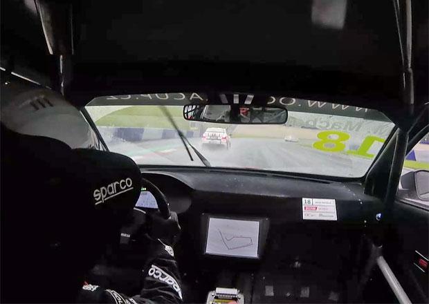 Onboard z druhého závodu Octavia Cupu na Red Bull Ringu