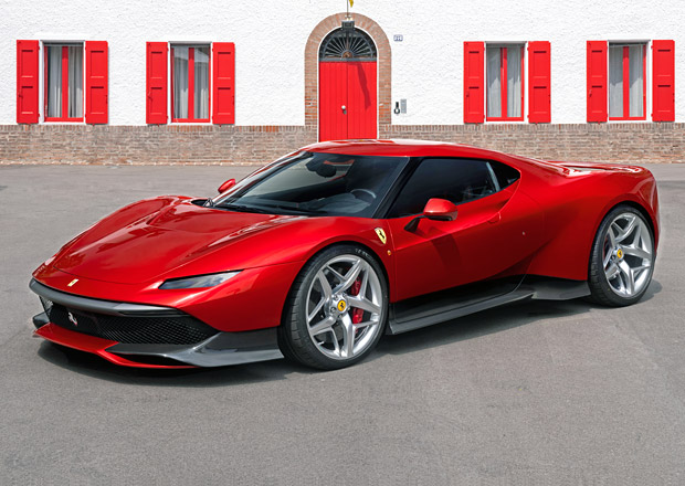 Ferrari SP38: Na míru ušitý speciál vzbudil kontroverzi