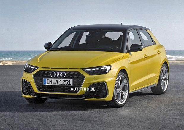 Audi neuhlídalo novou generaci A1. Prohlédněte si novinku ze všech stran!