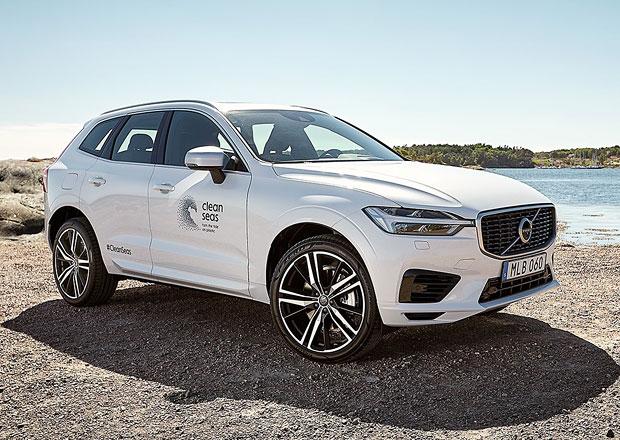 Plasty ve vozech Volvo budou z 25 procent z recyklovaných hmot