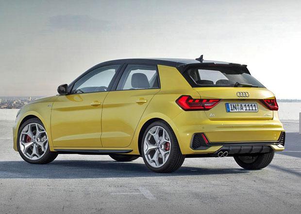 Audi A1 oficiálně: Ryze benzinové motory v dynamičtějším těle a balík technologií k tomu