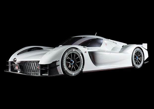 Toyota GR Super Sport Concept se proměňuje v sériový model