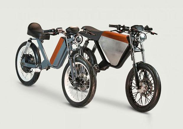 Onyx RCR a CTY: Elektrická retro motokola, která mají styl