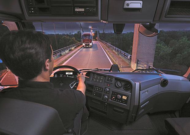 Renault Trucks uvádí nový audio a navigační systém Roadpad