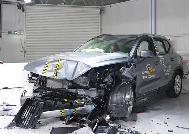 Euro NCAP 2018: Volvo XC40 - Malý individualista ctí tradice své značky
