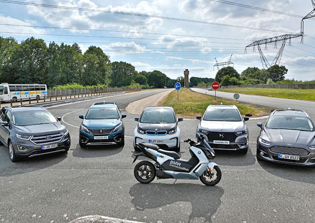 Vozy Ford, BMW a PSA spolu budou komunikovat: Jakým způsobem a na čem je to celé založeno?
