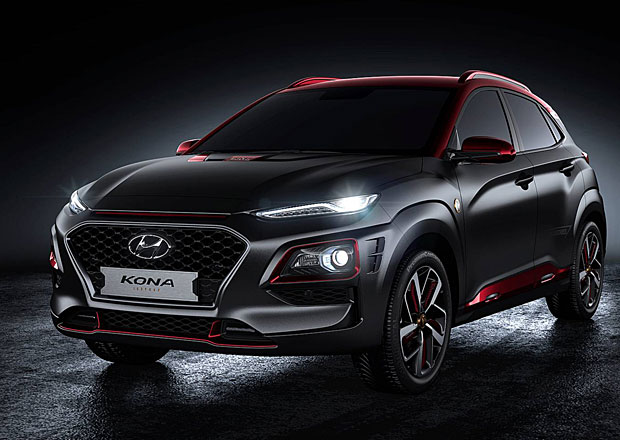 Hyundai Kona Iron Man Edition: Limitka inspirovaná superhrdinou opravdu míří do výroby