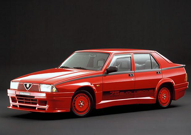 Alfa Romeo 75 Turbo Evoluzione: Jak se její motor vešel do třílitrového limitu?