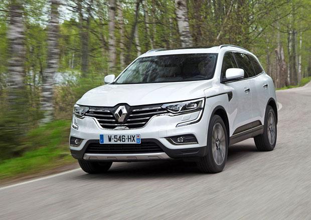 Další obětí nových emisních norem je Renault Koleos! Vrátí se vůbec?