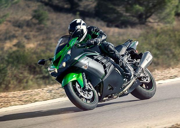Kawasaki pro modelový rok 2019: Více koní pro H2 a nové barvy