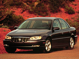 Catera byl jediný Cadillac vyráběný v Evropě: Byl to naprostý propadák