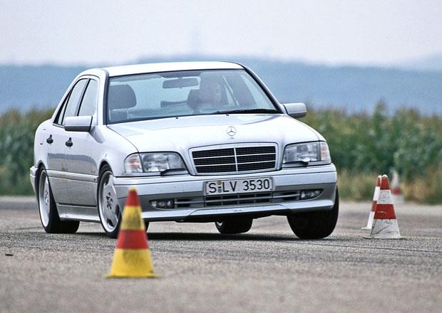 Před čtvrt stoletím došlo ke spojení Mercedesu a AMG: Připomeňte si první společný projekt