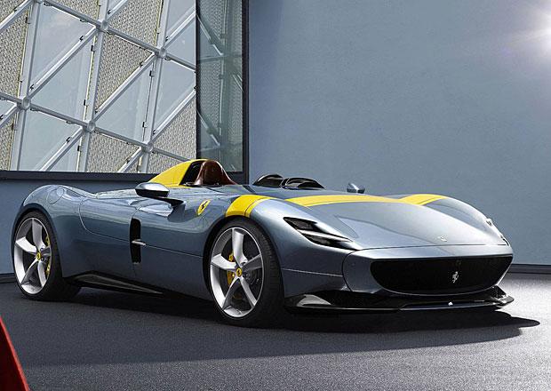 Monza SP1 a SP2 oficiálně: Nejsilnější Ferrari, která mohou na běžné silnice
