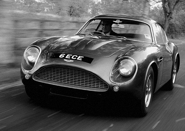 Aston Martin oslaví 100 let Zagata jedinečným projektem. ...