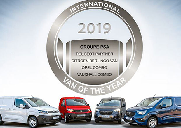 Titul International Van of the Year 2019 získala trojčata...