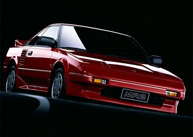 Japonská Toyota chce být zase sportovní: V plánu je návrat Celicy nebo MR2!