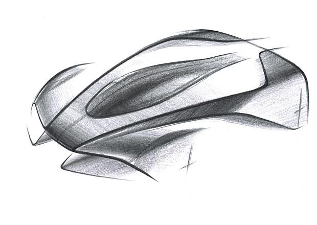 Aston Martin potvrdil hypersport s kódovým označením 003
