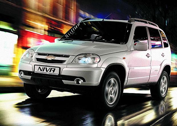 Nástupce legendárního offroadu se nové generace nedočká. Chevrolet zastavuje vývoj nové Nivy