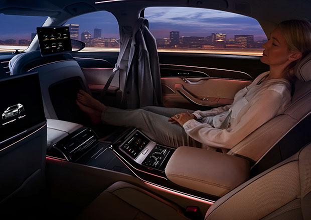 Audi plánuje konkurenci Maybachu. Chce oživit značku Horch