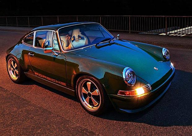 Porsche 964 od DP Motorsport vypadá jako původní 911