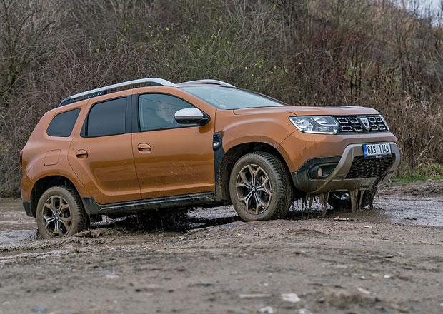 Dacia Duster přijde o velkou výhodu v terénu. Kvůli modernímu dieselu