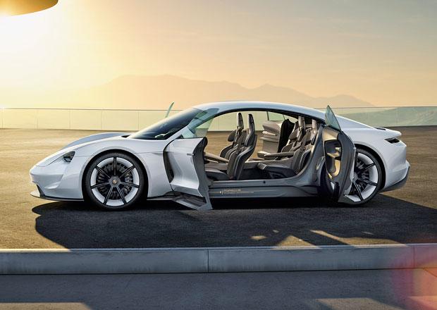 Porsche Taycan se máme dočkat i v provedení Targa