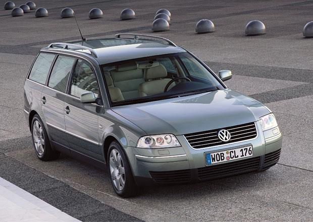 Šrotovné podle Volkswagenu: Nabízí prémii za výměnu starého dieselu