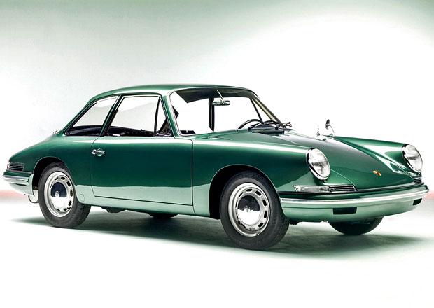Nové Porsche 911 je za dveřmi. Připomeňte si, jak měla originální 911 původně vypadat!