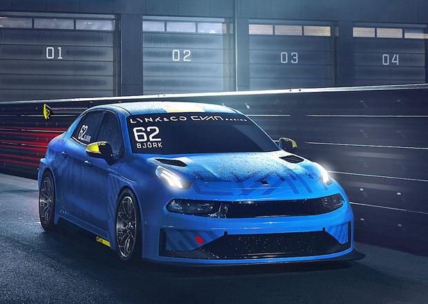 Do soutěží FIA míří první čínská značka. Lynk & Co bude působit ve WTCR