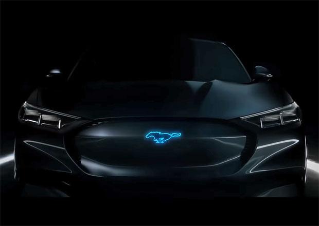Ford Mustang Hybrid se začíná odhalovat! Nebo ne?