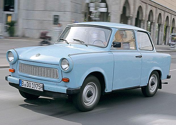 Němci vybrali klasická auta do čtvrt milionu. Nechybí kachna, staré Volkswageny ani Trabant