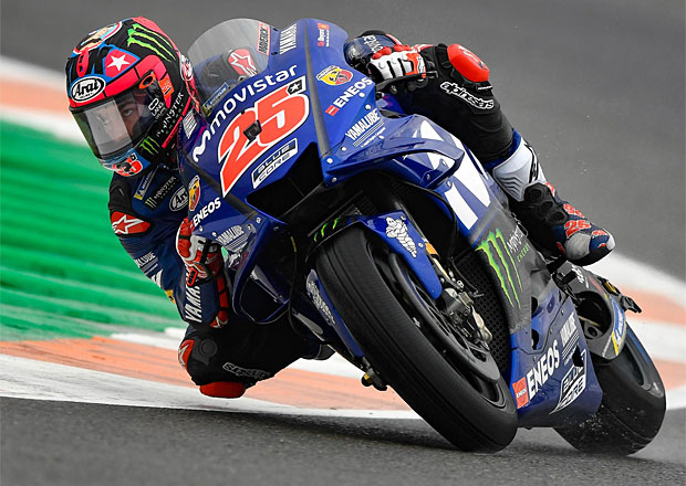Sledujte online přenos z motocyklové Velké ceny Valencie na iSport.cz