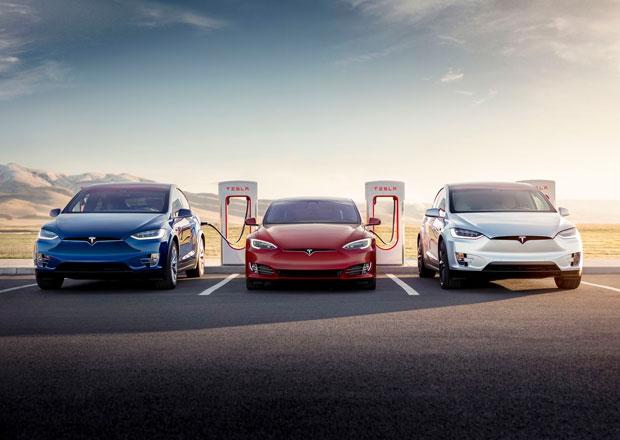 Musk prozradil, co brzdí výrobu Tesly. Asi vás to nepřekvapí