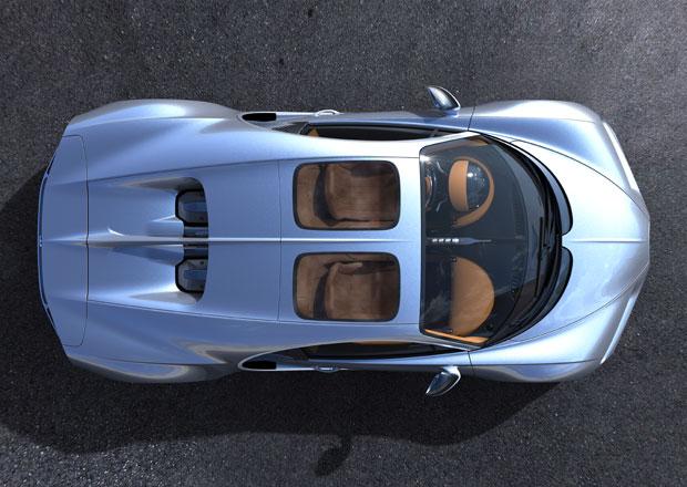 Bugatti Chiron nedorazí v otevřené verzi. Výrobce ji nepotřebuje