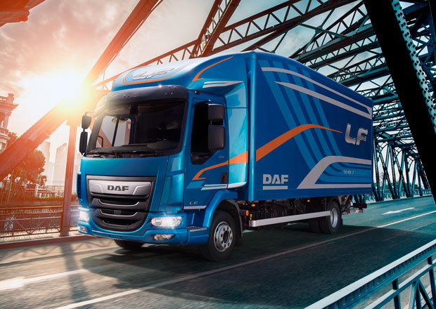 DAF LF získal ocenění Fleet Truck of the Year 2019