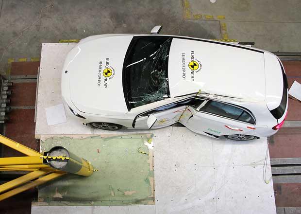 Euro NCAP představuje nejbezpečnější automobily za rok 2018