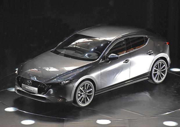 Mazda 3 se ukázala v Česku! Máme ceny všech verzí