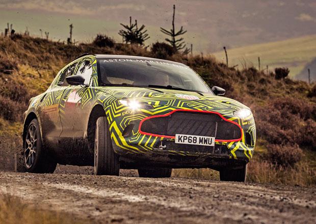 Aston Martin vyvíjí vlastní šestiválec. Chce jím nahradit osmiválec od AMG