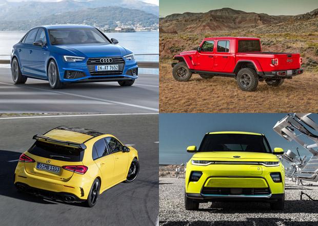 Automobilové novinky 2019: Na které modely se příští rok můžeme těšit?