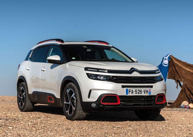 Citroën C5 Aircross přijíždí na český trh. S tříválcem nové SUV stojí od 530.000 Kč