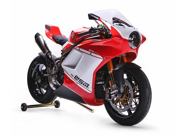 WSM SBK: I takto může vypadat moderní superbike s technikou Ducati