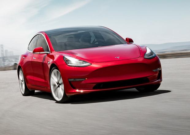 Tesla Model 3 konečně může na evropský trh. Levná není...