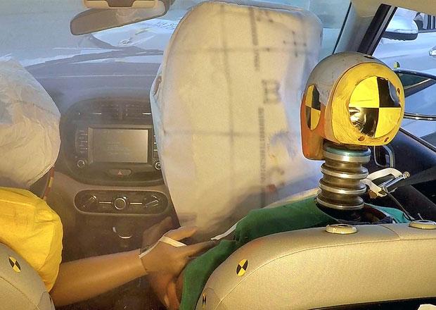 Hyundai vyvíjí multikolizní airbag: Má chránit při sekundárních nárazech vozidla