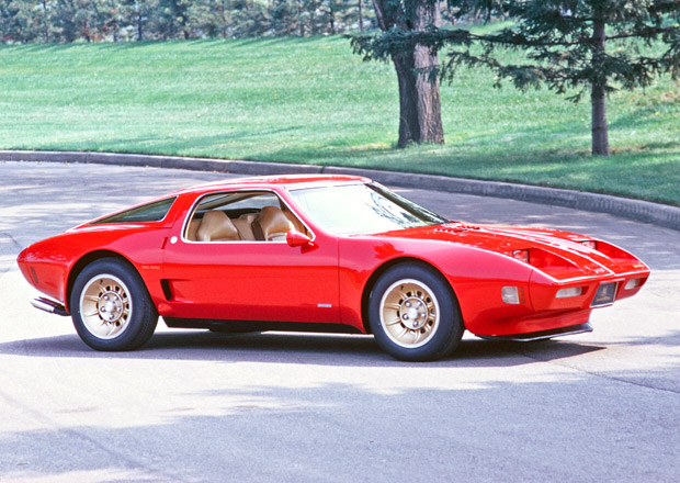 Corvette mohl pohánět rotační motor Wankel. Do výroby se však nedostal