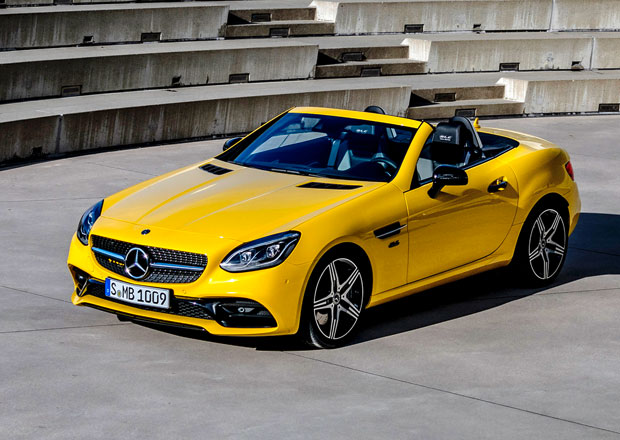 Otevřené novinky Mercedesu: Rozlučka s SLC a speciální verze SL