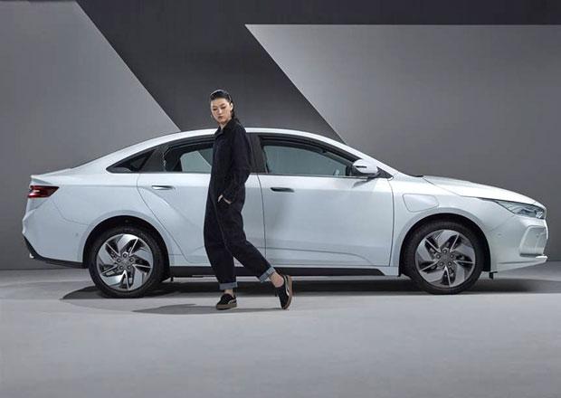 Geely GE11 je elektrický sedan nejen pro Čínu. Známe další podrobnosti